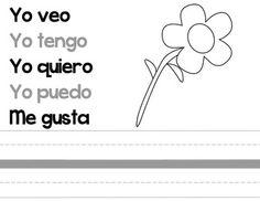 Spanish syllable cards- Tarjetas de las sílabas en español