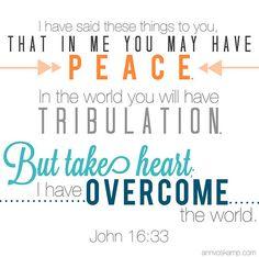 Printable for verses from the gospel of John