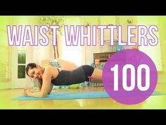 CRAZIEST Ab Flattening Waist Whittling Workout EVER! - Blogilates: Fitness, Food, and lots of Pilates