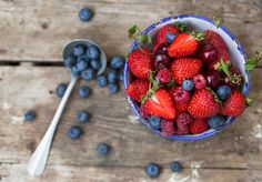 Berry for breakfast