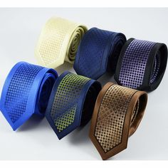 Like and Share if you want this High Quality Slim Ties For Men Tag a friend 6f4412905490