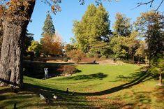 * Jardin Lecoq * Clermont-Ferrand, França.