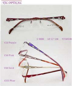 36972be2cbc stock design rimless eyewear frames for lady 1.Large number of ready stocks  2.