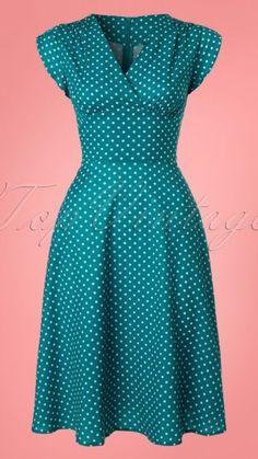 Simple Dresses, Elegant Dresses, Vintage Dresses, Casual Dresses, Cute Dresses, Swing Rock, Lace Dress Styles, Dress Outfits, Fashion Outfits
