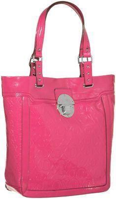 15DOLLARSTORE.COM - XOXO Patent Tote Bag