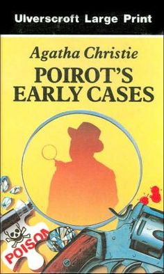 """Poirot's Early Cases  The unabridged tales in this Mystery Masters audiobook include all the ones in the print book first published in 1974. With each case, Poirot further proves his reputation as the greatest mind in detective fiction. In """"The Plymouth Express,"""" the body of the daughter of a wealthy American industrialist is found stuffed under a train seat. """"Problem at Sea"""" finds a disliked rich woman murdered in a locked room on a ship."""