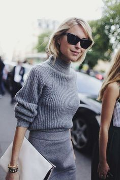 How to Look Terrific in a Turtleneck