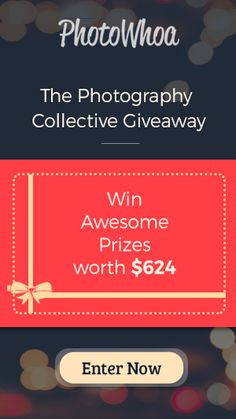 The Photography Collective Giveaway by Photowhoa