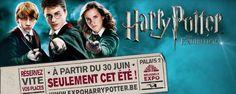 L'exposition Harry Potter transplane à Bruxelles