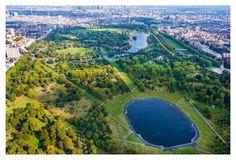 Gray Malin, Hyde Park, London