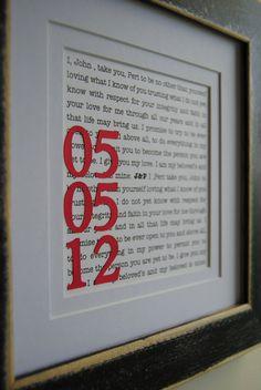 1st+Anniversary+Gift/+First+Anniversary+Gift/+by+GraceStoneDesigns,+$59.00