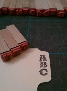 DIY Vintage Chic: Custom Address Book with pockets