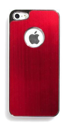 ArktisPRO Aluminium Case für iPhone 5 - Rot