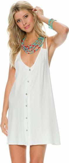 Swell Open Heart Dress on shopstyle.com.au