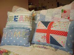 I just love cushions!!!!!