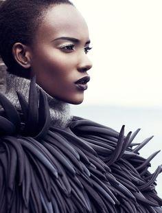 black avant garde