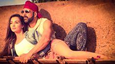First look of Akshay & Amy Jackson in Singh is Bliing