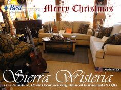 So many Christmas Gift Choices! www.SierraWisteria.com