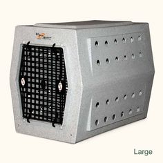 Ruff Tough Kennel, Extra-Durable Dog Crate