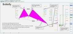 Educational Chart - Butterfly Advanced Pattern - Forex Hamornic