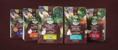 Oxbow Animal Health | Garden Select packaging design.