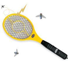 Bug Zapper Racquet, Hand-held Bug Zapper | Solutions