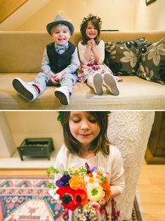 page boy flower girl