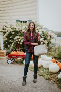 Outfit (A Southern Drawl) Pumpkin Patch Outfit. - Pumpkin Patch Outfit (A Southern Drawl) Pumpkin Patch Outfit -Pumpkin Patch Outfit (A Southern Drawl) Pumpkin Patch Outfit. - Pumpkin Patch Outfit (A Southern Drawl) Pumpkin Patch Outfit - A Coz. Hot Fall Outfits, Early Fall Outfits, Holiday Outfits Women, Fall Fashion Outfits, Pumpkin Patch Pictures, Pumpkin Patch Outfit, Thanksgiving Outfit, Southern Drawl, Clothes For Women