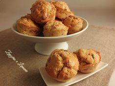 Muffin+al+prosciutto+e+formaggio+(ricetta+sfiziosa)