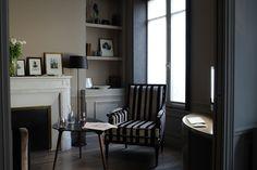 Excellent chair.    La Belle Juliette boutique hotel Paris