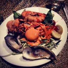 Seafood salad??