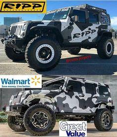 😂😂😂 @insta.jeepers @14stormtrooper www.jkusquad.com for decals! USA Flag decals available! Partner page: @eviljeeps @r_u_stuck #jkusquad #jeep #wrangler #lifted #jku #jk #jeeplife #liftedjeeps #itsajeepthing #drivedirty #2a #jeeplife Jeep Hood Decals, Jeep 4x4, Jeep Life, Usa Flag, Jeep Wrangler, Jeeps, Squad, Camo, Monster Trucks