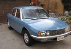 1970 NSU RO80 the most advanced and innovate car in 1970...but it was to front off of all this car