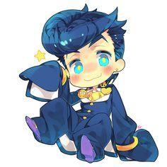 I spam because I can (I didn't draw any of these) Jojo's Adventure, Jojo Bizzare Adventure, Anime Chibi, Anime Art, Jojo Anime, Johnny Joestar, Jojo Memes, Kawaii, Anime Characters