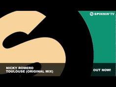Nicky Romero - Toulouse (Original Mix) [AUDIO - progressive house]