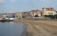 Bizkaia, Getxo, Playa de Las Arenas