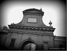 Prospettiva della Ghiara ( fronte 2 ), Ferrara, Emilia Romagna, Italia - Perspective of Ghiara (front  2), Ferrara, Emilia Romagna, Italy - Property and copyrights of www.fedetails.net