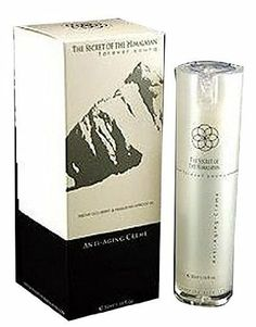 Secret Of The Himalayan Anti-Aging Cream, 1.18-Ounce by Secret of the Himalayan. $15.95. Smoothes fine lines and wrinkles for a youthful look. Helps to delay the effects of aging. Has wonderful anti-aging properties. Enriched with Tibetan Goji Berries and Himalayan Apricot Oil. Easily absorbed, it replenishes and nourishes your skin. This Anti-Age Creme is enriched with Tibetan Goji Berries and Himalayan Apricot Oil both of which have been heralded for many years as h...