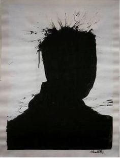 Richard Hambleton Wired Shadow