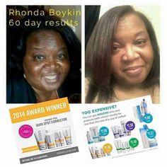 60 days of using the bada bing in a bottle aka REVERSE REGIMEN #results#Reverse#RodanAndFields#TransformationTuesday
