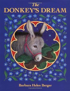 The Donkey's Dream by Barbara Helen Berger https://www.amazon.co.uk/dp/0399212337/ref=cm_sw_r_pi_dp_x_7TTqybAMHTFNG