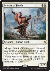 MTG Magic the Gathering Khans of Tarkir Morph Token x20