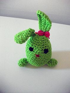 TIPPY...coniglietto amigurumi by casarestyle