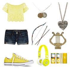 """""""Daughter of Apollo"""" by joanne2579 ❤ liked on Polyvore"""