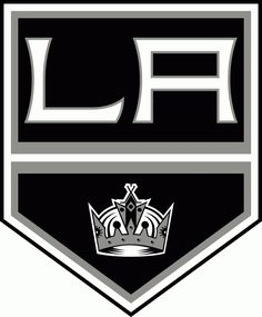 Since entering the NHL in the Los Angeles Kings have dawned numerous logos, a variety of team colors, and have had a frenzy of talented hockey stars flood through the doors of the organization. Hockey Logos, Nhl Logos, Hockey Tattoos, Los Angeles Kings, La Kings Hockey, Logo Sign, National Hockey League, King Logo, Ice Hockey