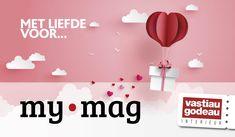 Alles over Valentijn in ons nieuwe online magazine #valentine #valentijn