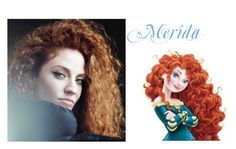 """Jess Glynne (Singer) as Merida"" by naomi-mimi-davies-brown on Polyvore featuring Merida"