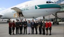 Cathay Pacific : livraison du 70e Boeing 777-300ER B-HNR- Source : Boeing / Cathay Pacific