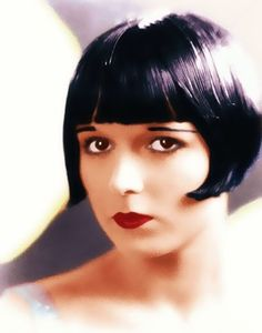 Film Actress Louise Brooks definitely led a colorful life.