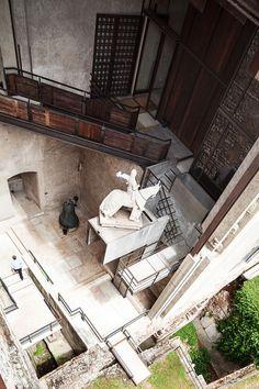 Museo di Castelvecchio | Architect: Carlo Scarpa | Verona, Italy
